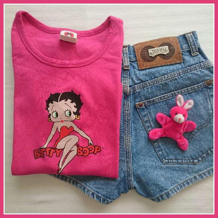 Imagen Camiseta Betty Boop