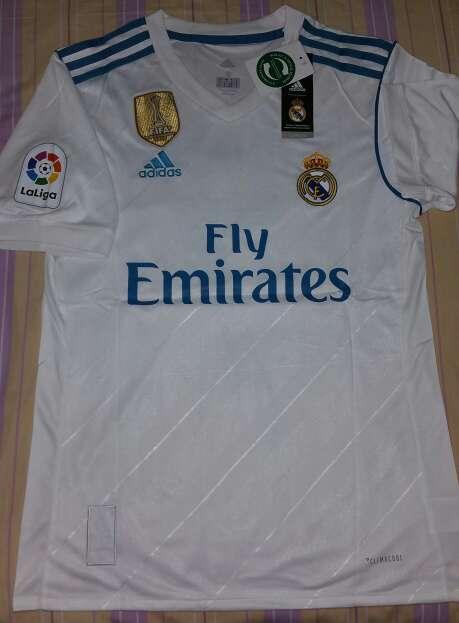 Imagen producto Camiseta del Real madrid  2017 / 2018  2