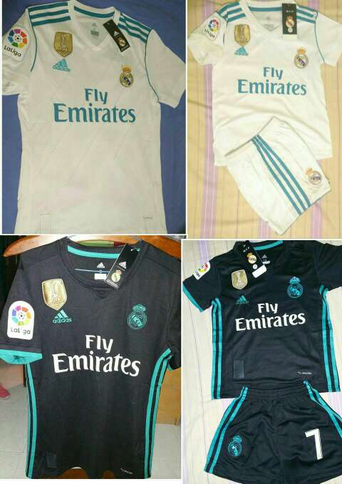 Imagen producto Camiseta del Real madrid  2017 / 2018  3
