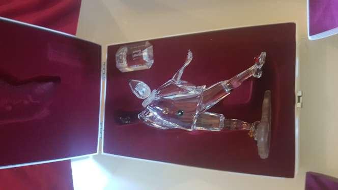 Imagen producto Pack de 3 figuras swarovki intactas 3