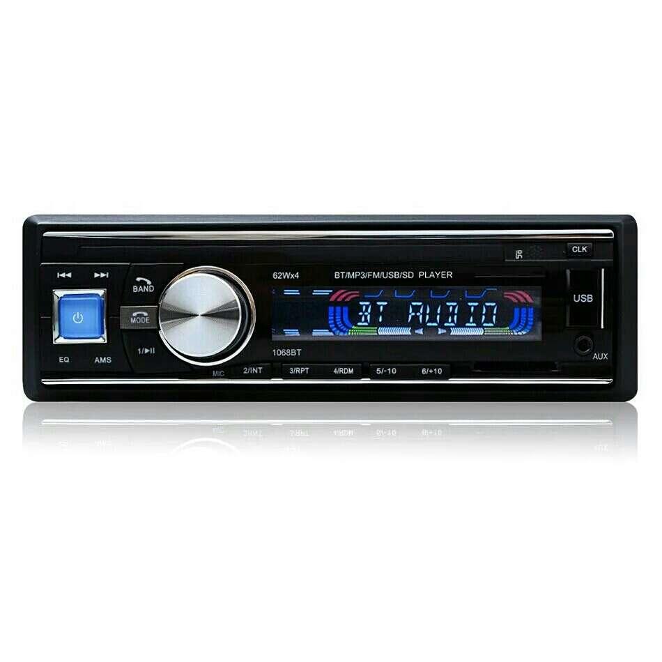 Imagen radio para coche nuevo
