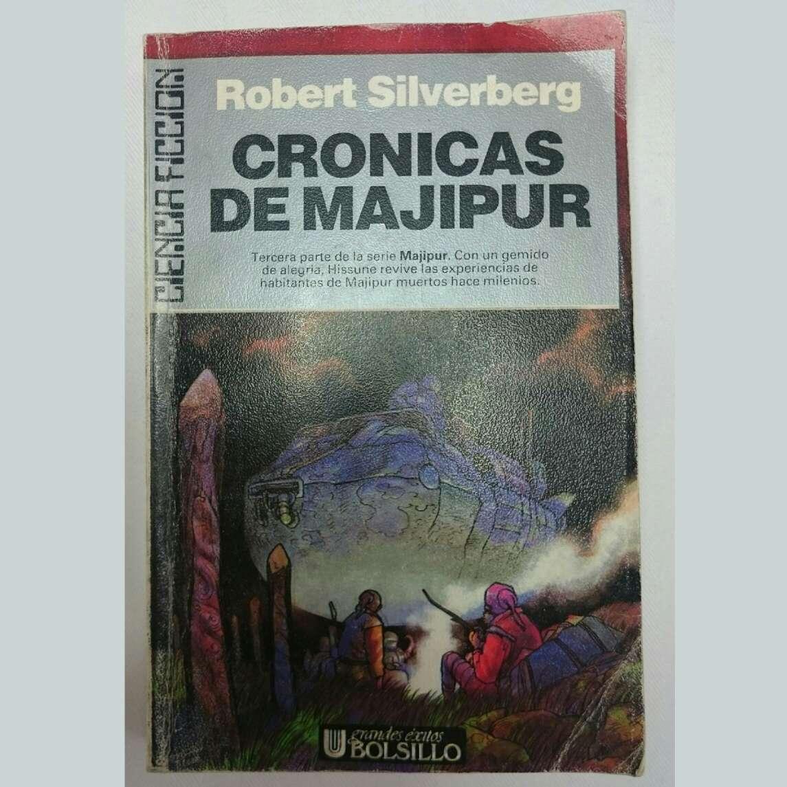 Imagen Crónicas de Majipur volumen 3