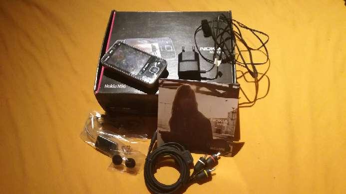 Imagen Móvil Nokia N96