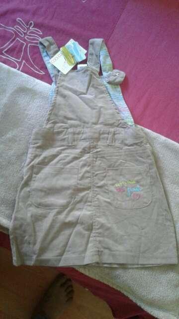 Imagen producto Vestido 110cm 2