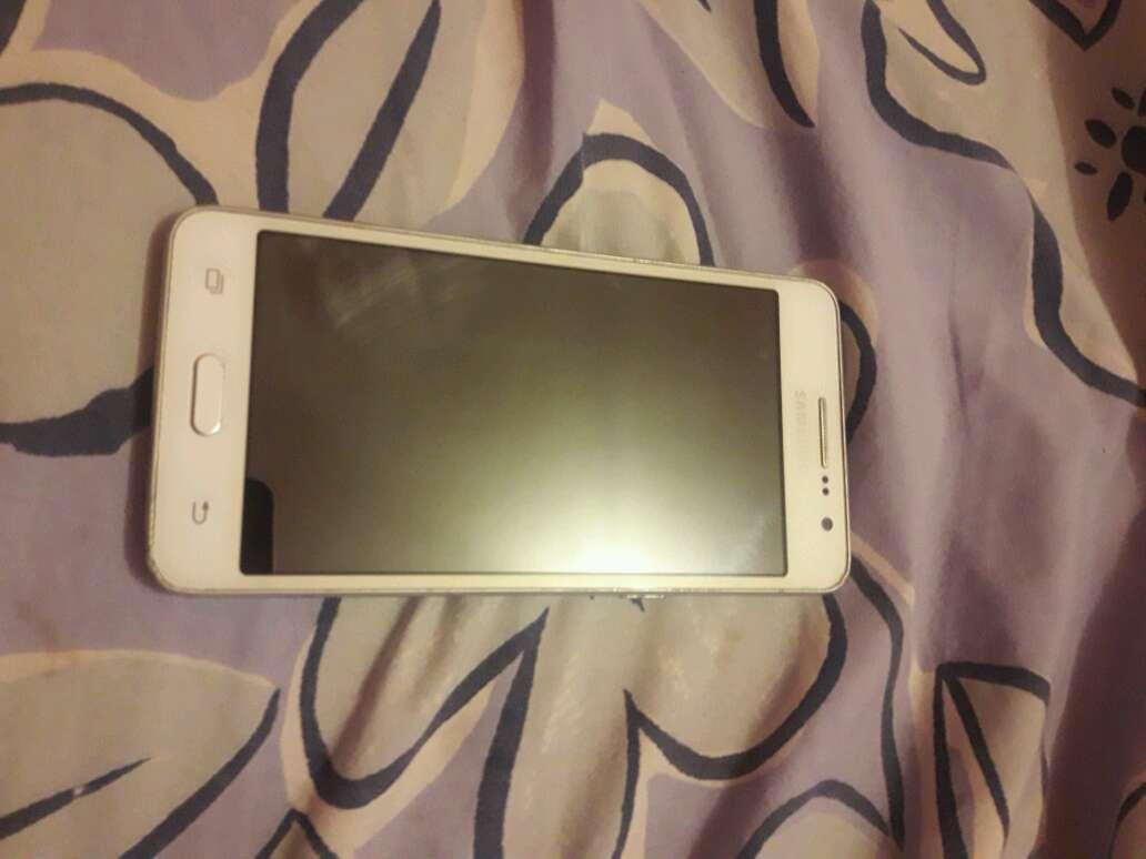 Imagen Samsung Galaxy Grand Prime blanco