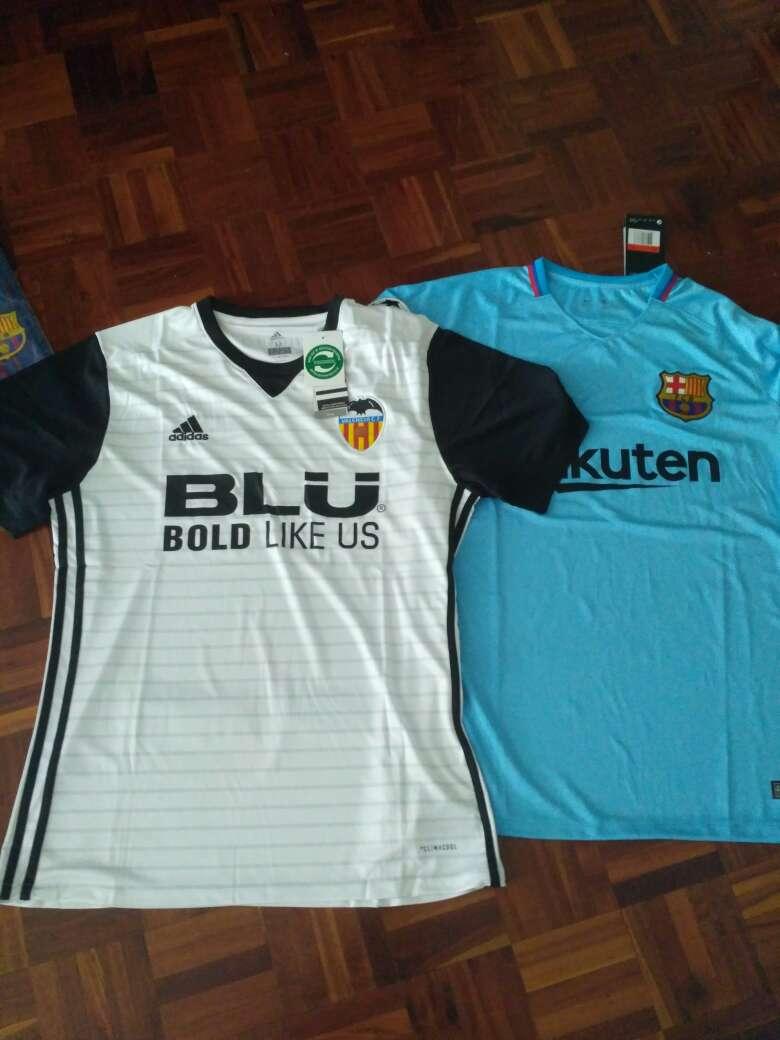 Imagen producto Equipaciones futbol 3