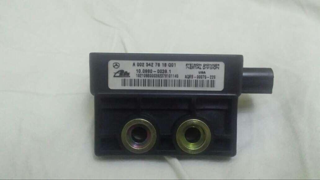 Imagen sensor esp mercedes w203
