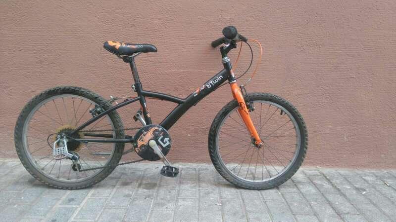Imagen bicicleta btwin racing boy 2 para niños