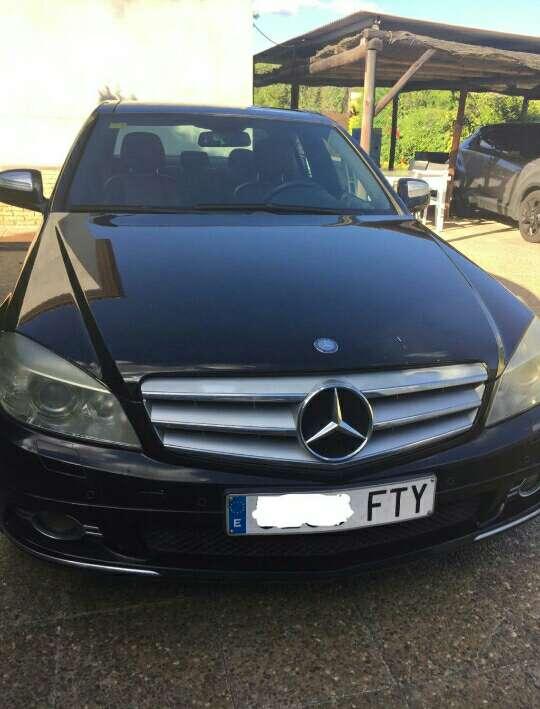 Imagen producto Mercedes Benz C 220 CDI 170CV 4