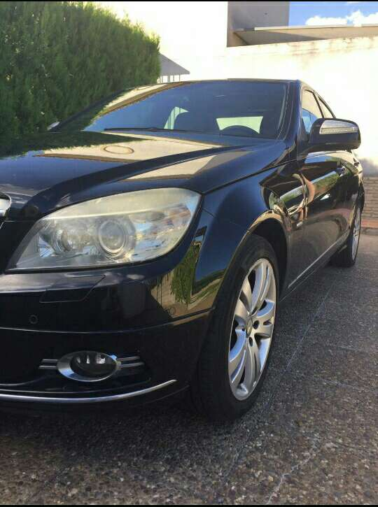 Imagen Mercedes Benz C 220 CDI 170CV