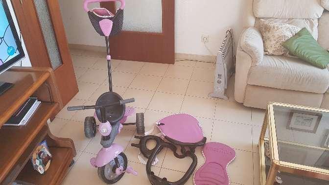 Imagen silla para niña de 10 meses a 3 años