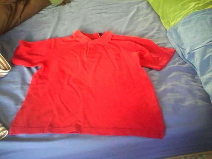 Imagen camiseta talla 10