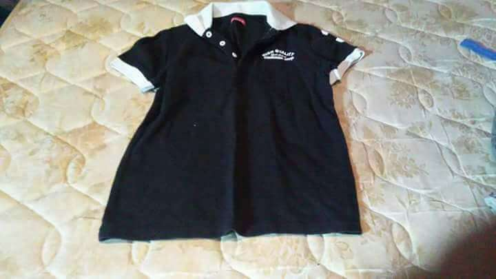 Imagen camiseta niño talla 12