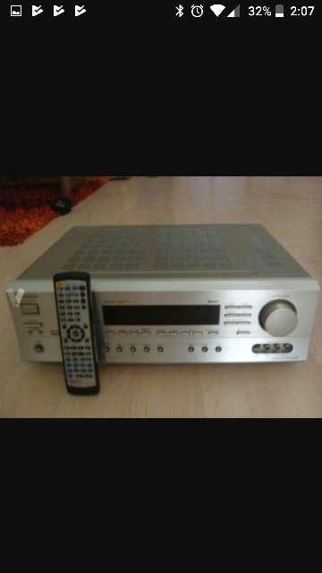 Imagen Vendo amplificador/procesador de sonidos Onkyo TX-500 SR