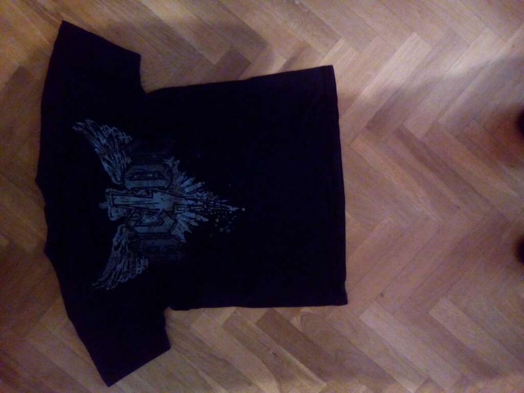 Imagen producto Camiseta rockera 2