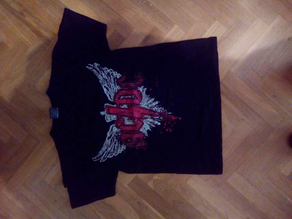 Imagen Camiseta rockera