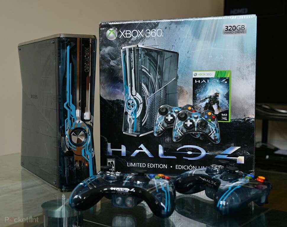 Imagen Xbox 360 con dos juegos ,mandos y cascos online