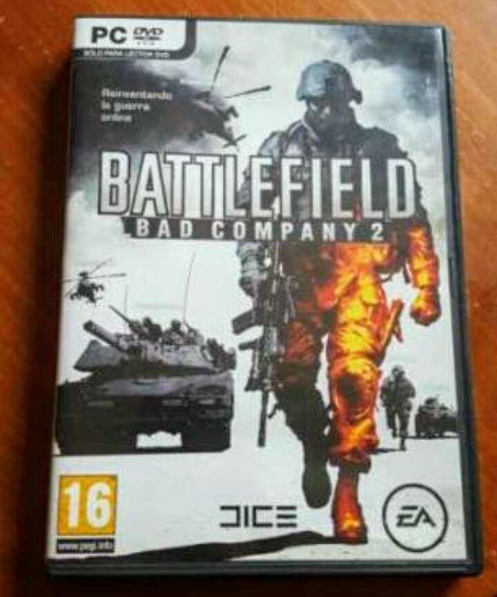 Imagen juego pc battlefield