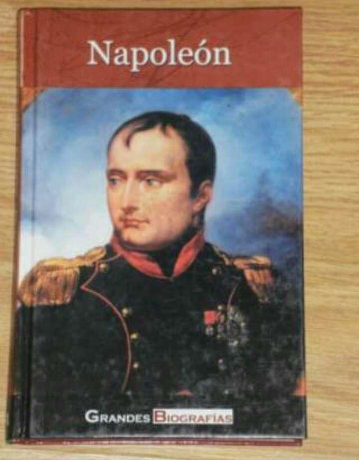 Imagen libro napoleon