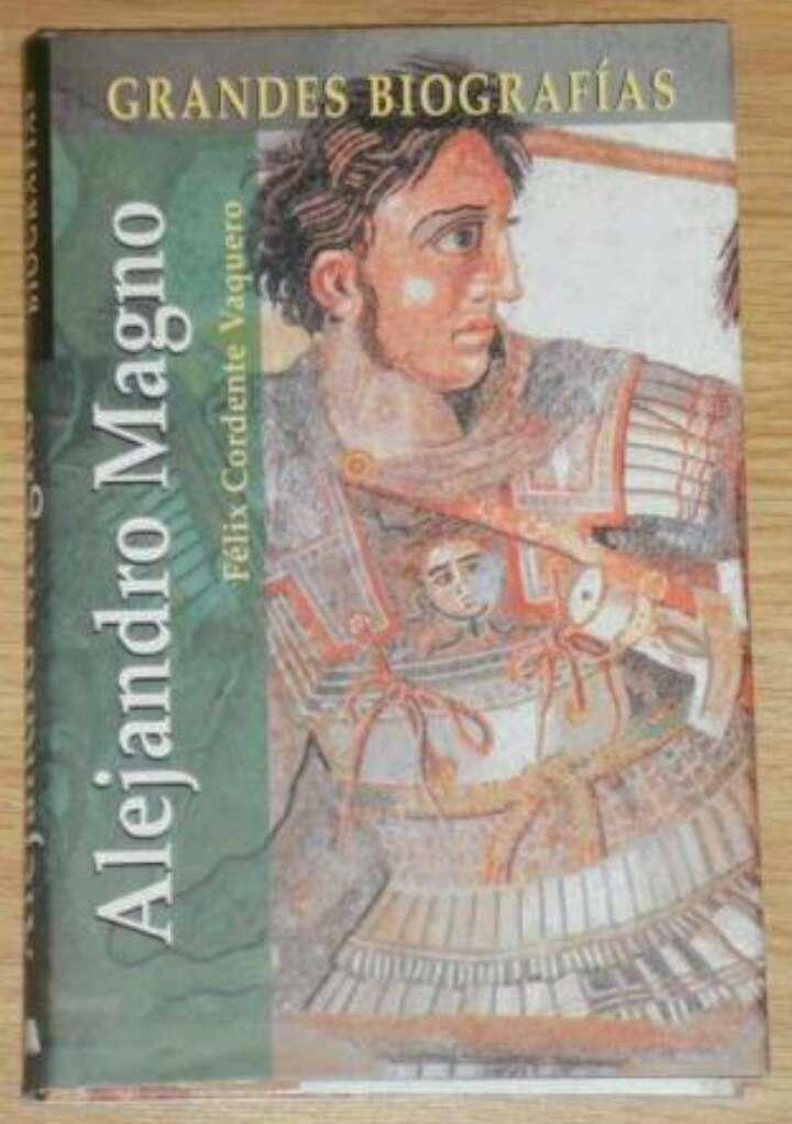 Imagen libro grandes biografias