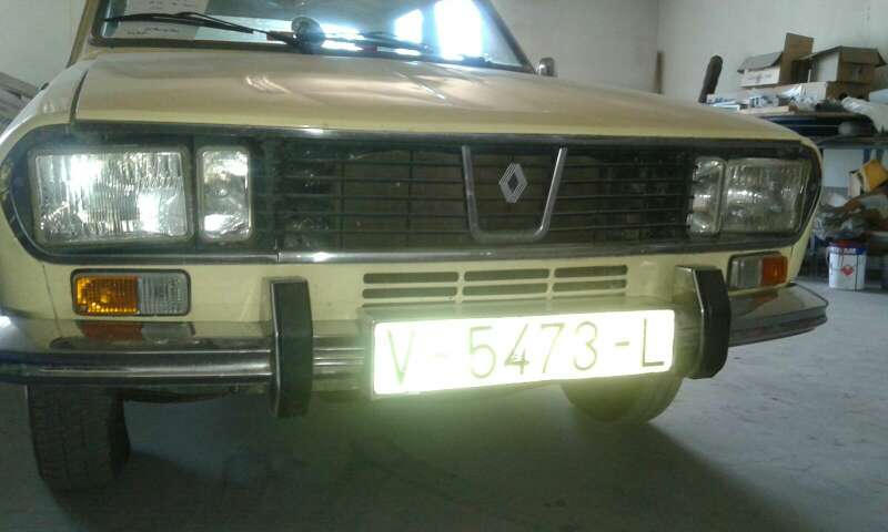 Imagen coche antiguo