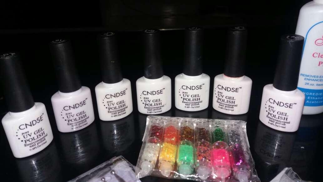 Imagen producto Lote de uñas  3