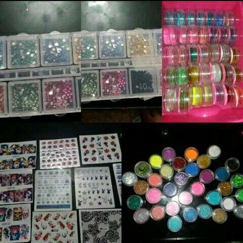 Imagen producto Lote de uñas Acrilicas  1