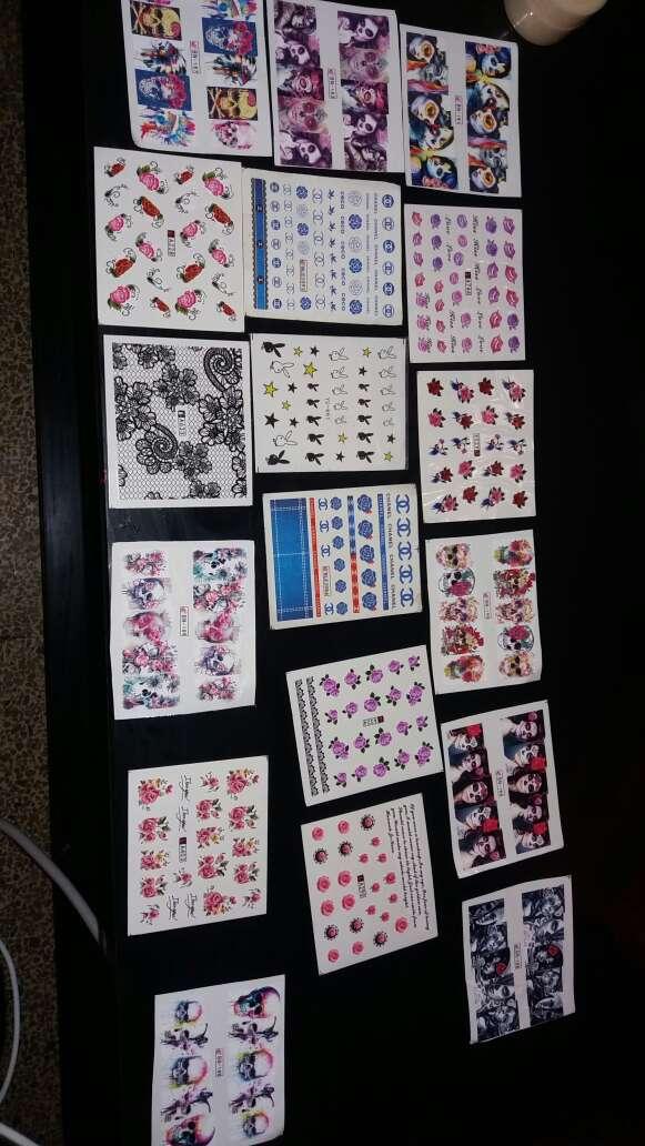 Imagen producto Lote de uñas Acrilicas  3