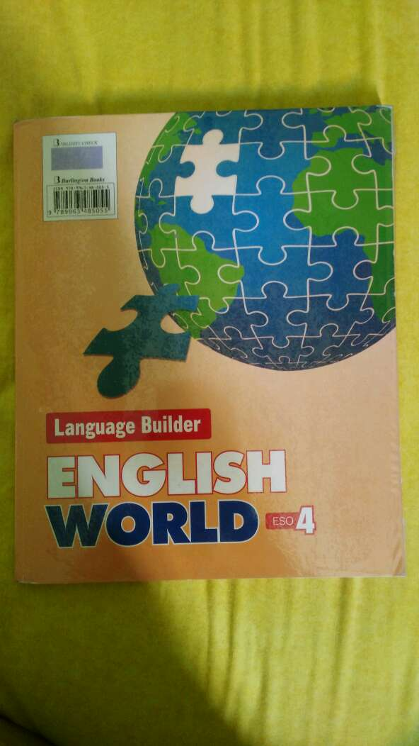 Imagen producto Workbook de inglés english world 4eso ,editorial burlington books y su ISBN es 978-9963-48-505-5 2