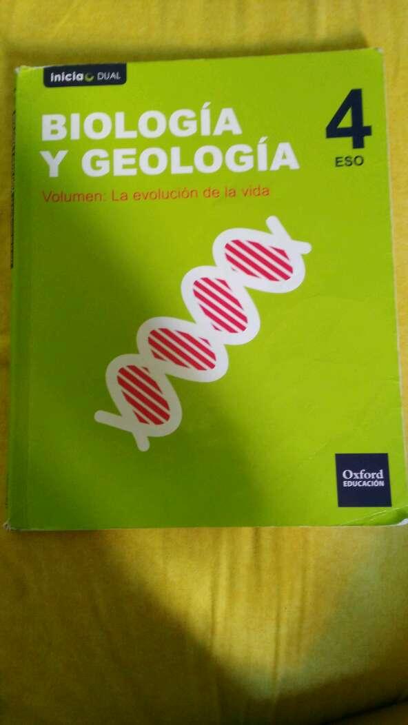 Imagen producto Libro de biología y geología 4 eso dividido en tres tomos  3