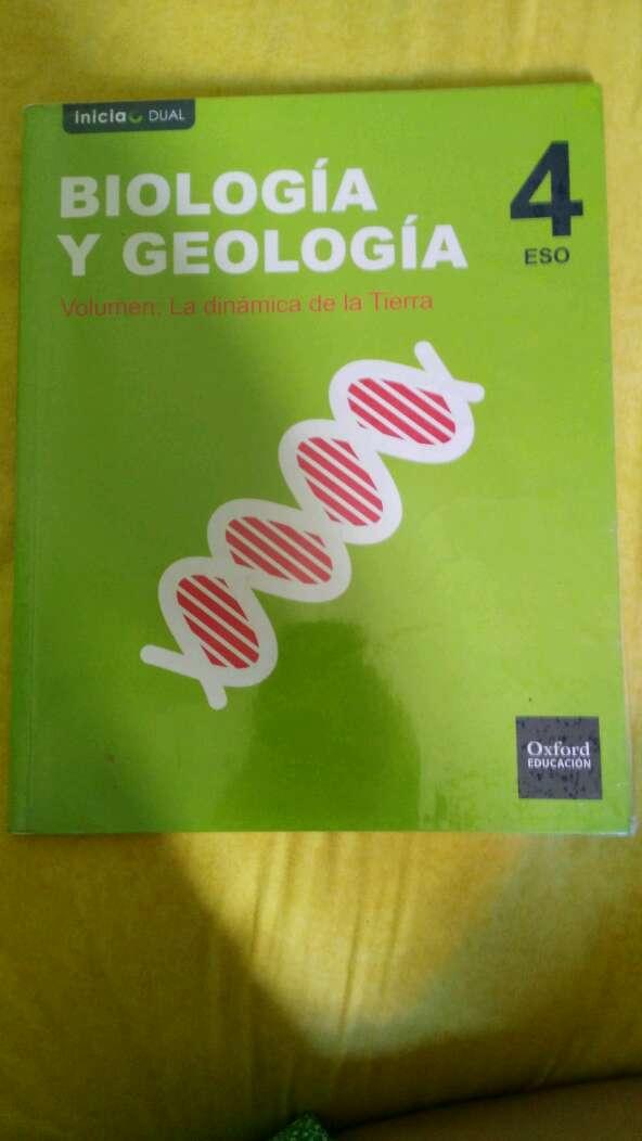 Imagen producto Libro de biología y geología 4 eso dividido en tres tomos  2