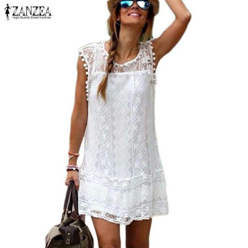 Imagen vestido blanco
