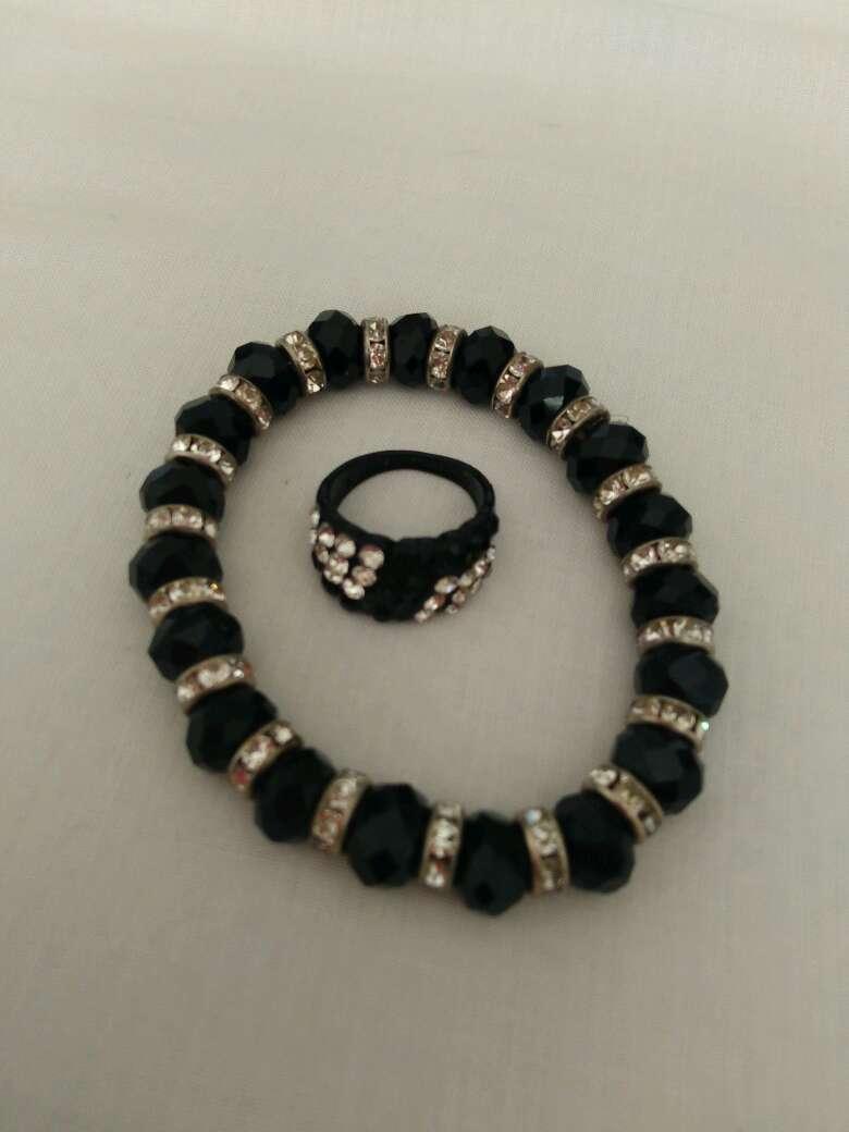 Imagen conjunto anillo y pulsera