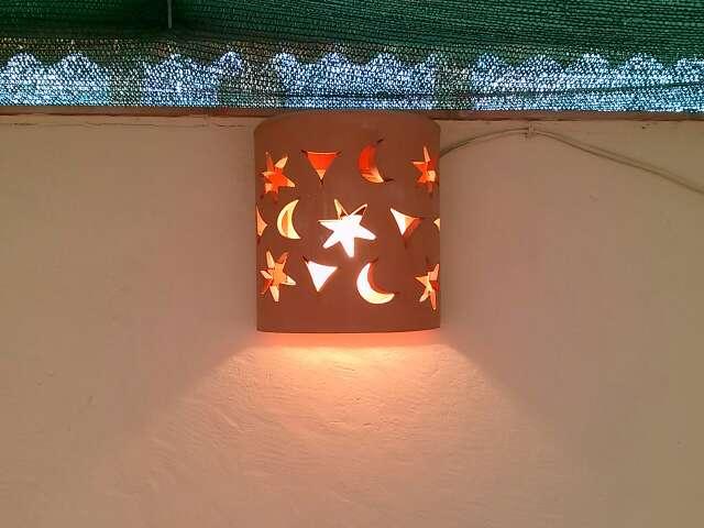 Imagen lampara jardin