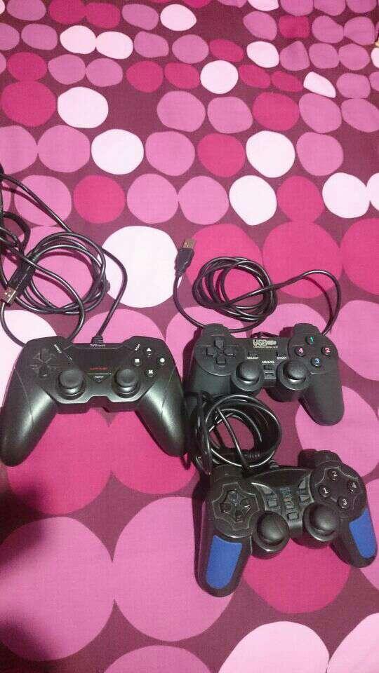 Imagen 3 mandos pc conexión usb