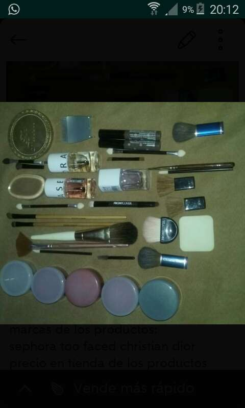 Imagen maquillaje sephora nuevo