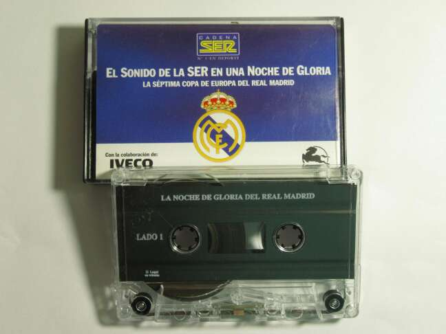 Imagen producto 7 copa Europa Real Madrid 1