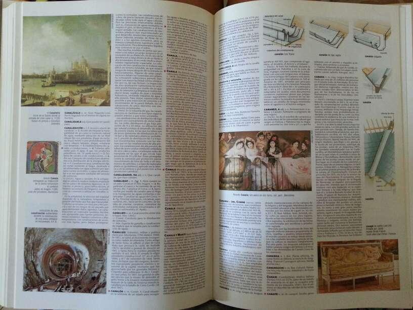 Imagen producto Gran Enciclopedia Larousse 24 tomos a color. 4