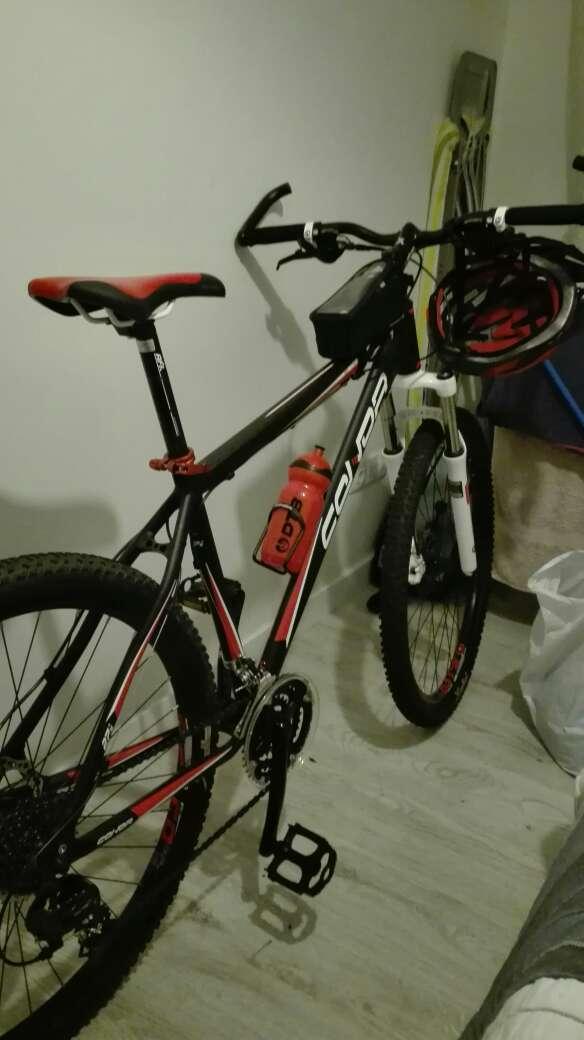 Imagen bici de montaña