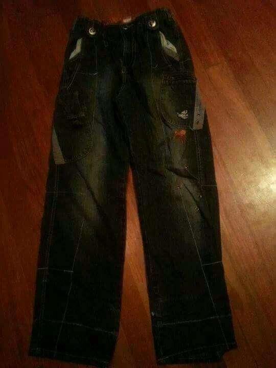Imagen pantalones vaqueros talla 16
