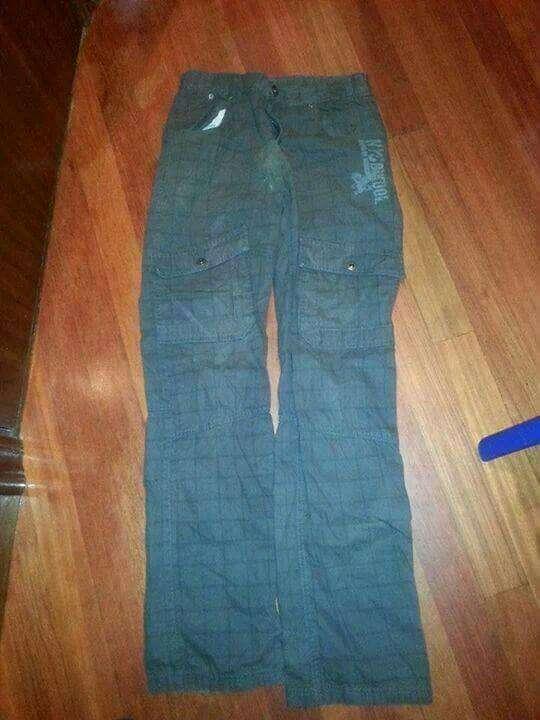 Imagen pantalones talla 16