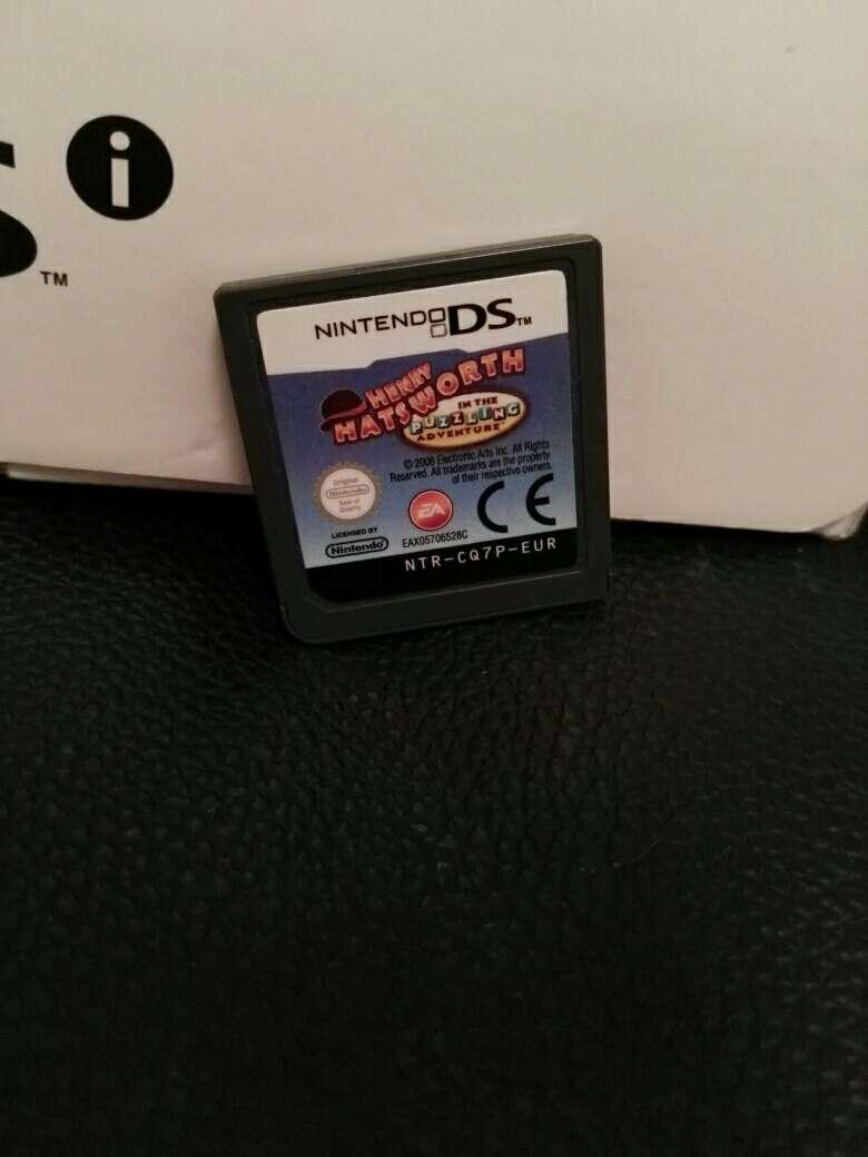 Imagen producto Nintendo DSi ( azul metalizado ) 2