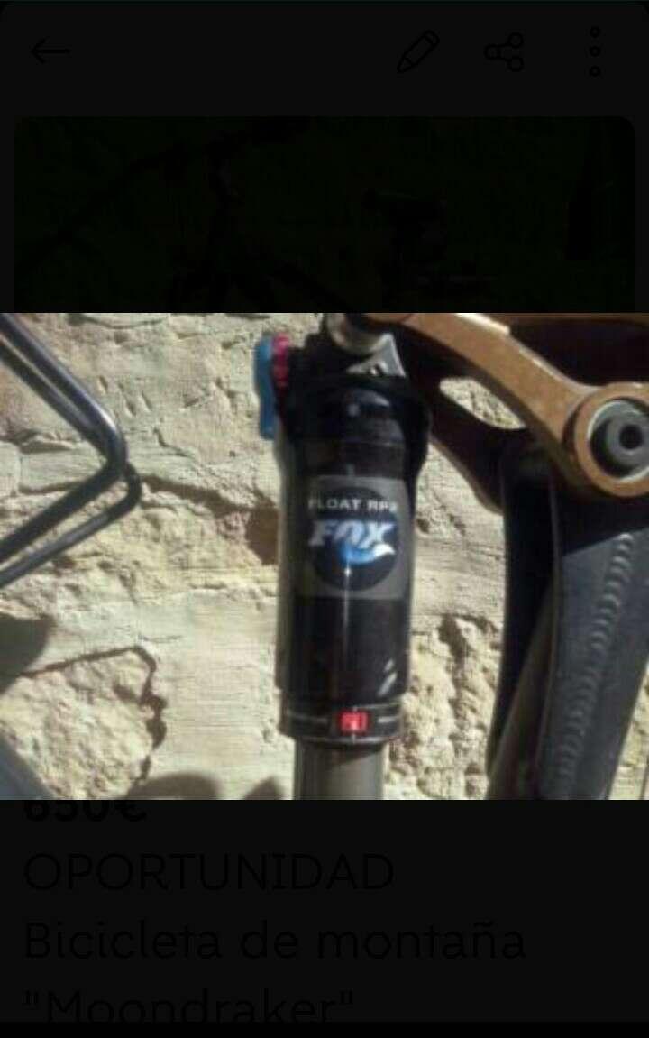 Imagen producto Bicicleta Moondraker 4