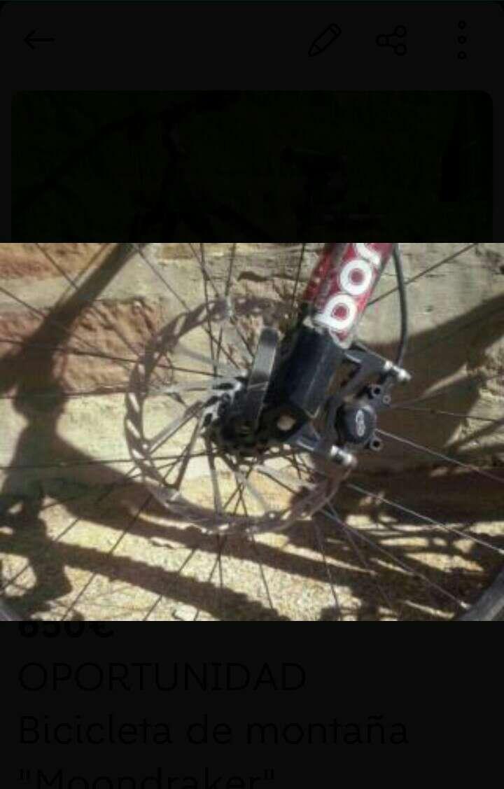 Imagen producto Bicicleta Moondraker 3