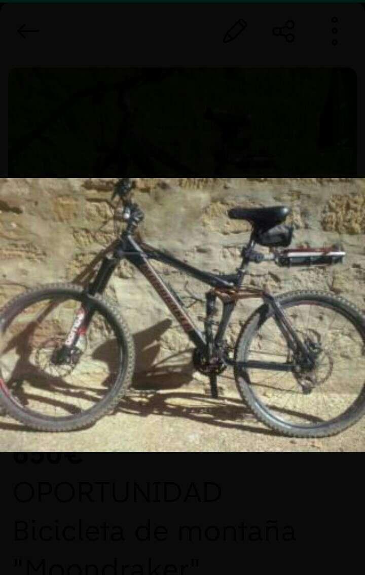 Imagen producto Bicicleta Moondraker 2