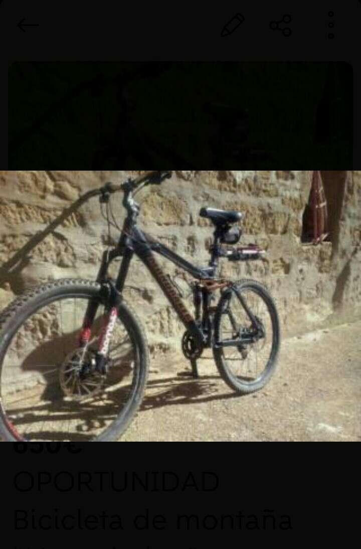 Imagen Bicicleta Moondraker