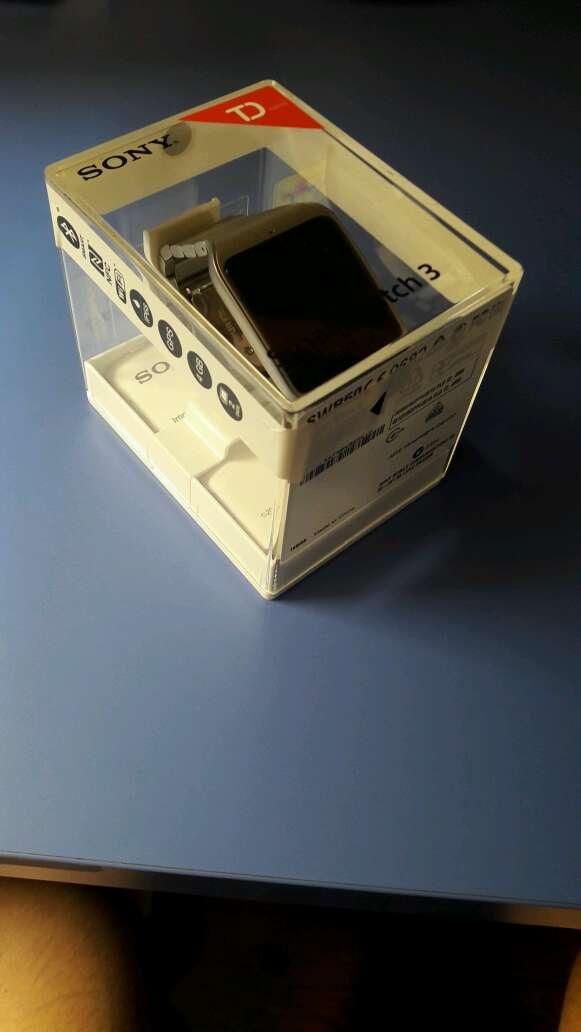 Imagen Sony Smartwatch 3 SWR50