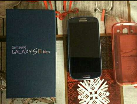 Imagen Samsung Galaxy S3 Neo