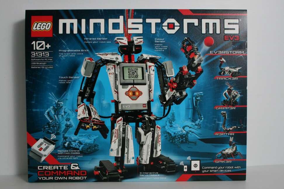 Imagen Lego Mindstorm