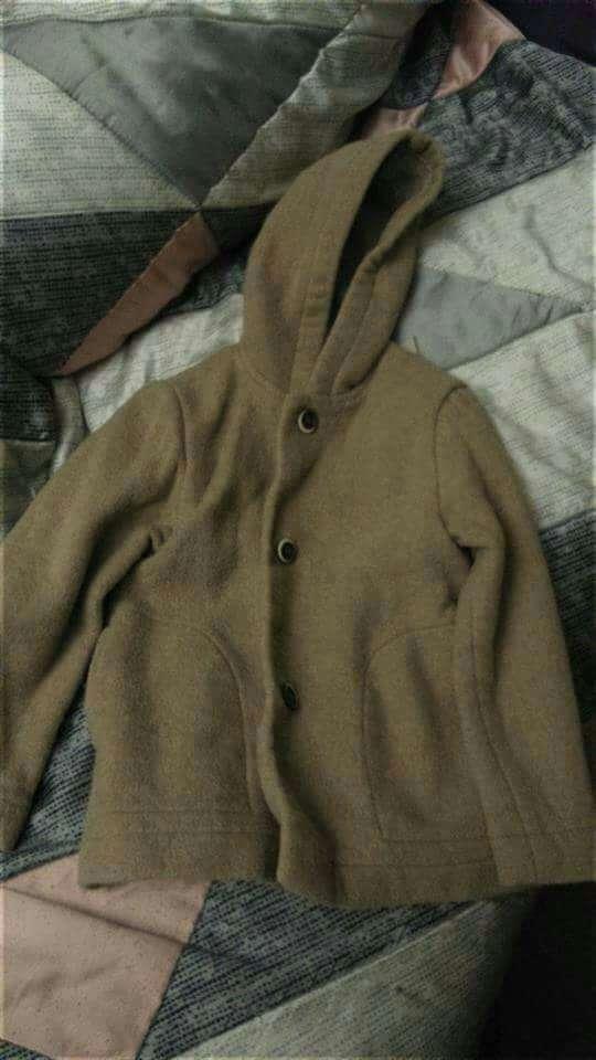Imagen abrigo talla 8/6€